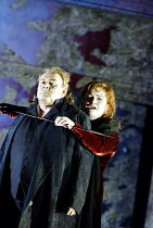 'TRISTAND AND ISOLDE' (Wagner)~David Rendall (Tristan), Susan Bullock (Isolde)~English National Opera / London Coliseum                     24/05/2003