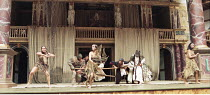 "OTRA TEMPESTAD (Another Tempest)   after Shakespeare   director: Flora Lauten<br>,storm, shipwreck scene,Teatro Buendia / Cuba   Shakespeare""s Globe, London SE1                   21/07/1998     ,"