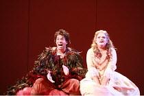 THE MAGIC FLUTE (Die Zauberflote)   by Mozart   conductor: Martin Andre   original director: Nicholas Hytner <br>,Roderick Williams (Papageno), Sarah-Jane Davies (Pamina),English National Opera (ENO)...