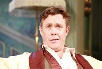 PRESENT LAUGHTER   by Noel Coward   director: Howard Davies <br>,Alex Jennings (Garry Essendine),Lyttelton Theatre / National Theatre (NT), London SE1    02/10/2007,