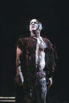 'KING LEAR' (Shakespeare - director: Adrian Noble),Simon Russell Beale (Edgar/Poor Tom),Royal Shakespeare Company /  Royal Shakespeare Theatre, Stratford-upon-Avon         05/1993,
