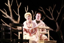 COUNTRY MATTERS   by Haydn   conductor: Justin Doyle   director: Liam Steel <br>,Lorina Gore (Sandrina), Jonathan Gunthorpe (Nanni),English Touring Opera (ETO) / Hackney Empire, London E8     13/10/20...