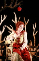 COUNTRY MATTERS   by Haydn   conductor: Justin Doyle   director: Liam Steel <br>,Charlotte Ellett (Vespina),English Touring Opera (ETO) / Hackney Empire, London E8     13/10/2007,
