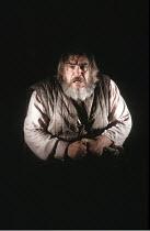 KING LEAR by Shakespeare  design: Hildegard Bechtler  lighting: Jean Kalman  director: Deborah Warner <br>~Brian Cox (King Lear) ~Lyttelton Theatre, National Theatre (NT), London SE1  26/07/1990 ~(c)...