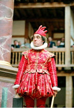 AS YOU LIKE IT   by Shakespeare   design: Bunny Christie   director: Lucy Bailey <br>,David Fielder (Touchstone),Shakespeare^s Globe (SG), London SE1    20/05/1998              ,