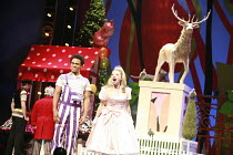 JACK AND THE BEANSTALK   written by Jonathan Harvey   music & lyrics: George Stiles & Anthony Drewe   design: Kenny Miller   director: Giles Havergal ,Ashley Campbell (Mad Matty), Alison Pargeter (Pri...