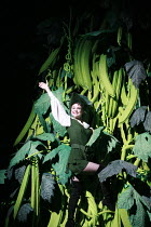 JACK AND THE BEANSTALK   written by Jonathan Harvey   ,music & lyrics: George Stiles & Anthony Drewe   design: Kenny Miller   director: Giles Havergal ,Helen Baker (Jack) ,BITE:07 / Barbican Theatre,...