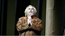 PARSIFAL   by Wagner   conductor: Bernard Haitink   original director: Klaus Michael Gruber <br>,John Tomlinson (Gurnemanz),The Royal Opera (RO) / Covent Garden   London WC2    06/12/2007       ,