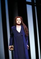 PARSIFAL   by Wagner   conductor: Bernard Haitink   original director: Klaus Michael Gruber <br>,Act I: Petra Lang (Kundry),The Royal Opera (RO) / Covent Garden   London WC2    06/12/2007       ,