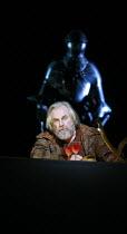 PARSIFAL   by Wagner   ,conductor: Bernard Haitink   original director: Klaus Michael Gruber <br>,Act I: John Tomlinson (Gurnemanz) ,The Royal Opera (RO) / Covent Garden   London WC2    06/12/2007...