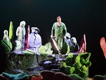 PARSIFAL   by Wagner   conductor: Bernard Haitink   original director: Klaus Michael Gruber <br>,Christopher Ventris (Parsifal),The Royal Opera (RO) / Covent Garden   London WC2    06/12/2007       ,