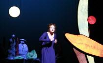 PARSIFAL   by Wagner   conductor: Bernard Haitink   original director: Klaus Michael Gruber <br>,Act II: Petra Lang (Kundry),The Royal Opera (RO) / Covent Garden   London WC2    06/12/2007       ,