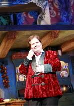 CINDERELLA   by Stephen Fry   ,music: Anne Dudley   design: Stephen Brimson Lewis   director: Fiona Laird <br>,Sandi Toksvig (Narrator),Old Vic Theatre (OV), London SE1                 09/12/2007...