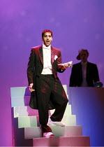 CINDERELLA   book & lyrics: Trish Cooke   music & lyrics: Robert Hyman   director: Kerry Michael <br>,Kyl Messios (Prince Leo),Theatre Royal, Stratford E15                           01/12/2007,