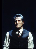 BROKEN GLASS   by Arthur Miller   design: Shelagh Keegan   director: David Thacker <br>,Henry Goodman (Philip Gellburg),Lyttelton Theatre / National Theatre (NT), London SE1 04/08/1994    ,