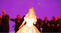 LA CENERENTOLA   (CINDERELLA)   by Rossini   ,conductor: Evelino Pido   set design: Christian Fenouillat   costume design: Agostino Cavalca   directors: Moshe Leiser & Patrice Caurier <br>,Magdalena K...