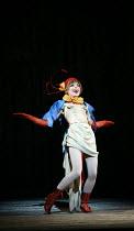THE ADVENTURES OF PINOCCHIO   by Jonathan Dove & Alasdair Middleton   ,after Carlo Collodi   ,conductor: David Parry   design: Francis O^Connor   director: Martin Duncan <br>,Rebecca Bottone (Parrot),...