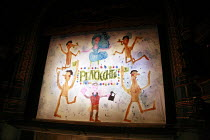 THE ADVENTURES OF PINOCCHIO   by Jonathan Dove & Alasdair Middleton   after Carlo Collodi   ,conductor: David Parry   design: Francis O^Connor   director: Martin Duncan <br>,frontcloth designed by Fin...