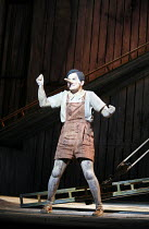 """THE ADVENTURES OF PINOCCHIO   by Jonathan Dove & Alasdair Middleton   after Carlo Collodi   ,conductor: David Parry   design: Francis O""""Connor   director: Martin Duncan <br>,Victoria Simmonds (Pinocch..."""