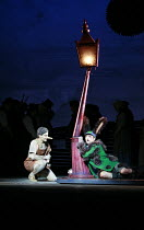 THE ADVENTURES OF PINOCCHIO   by Jonathan Dove & Alasdair Middleton   after Carlo Collodi   ,conductor: David Parry   design: Francis O^Connor   director: Martin Duncan <br>,l-r: Victoria Simmonds (Pi...