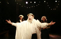 THE WINTER^S TALE   by Shakespeare   director: Phil Willmot <br>,Brian Withstandley (Time),The Courtyard Theatre, Hoxton, London N1                  20/12/2007,