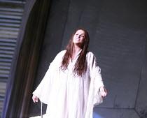 LA TRAVIATA   by Verdi   conductor: Maurizio Benini   design: Bob Crowley   lighting: Jean Kalman   director: Richard Eyre <br>,Act III: Anna Netrebko (Violetta Val�ry),The Royal Opera / Covent Garden...