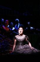 LA TRAVIATA   by Verdi   conductor: Maurizio Benini   ,design: Bob Crowley   lighting: Jean Kalman   director: Richard Eyre <br>,Act II scene ii : Anna Netrebko (Violetta Val�ry),The Royal Opera / Cov...