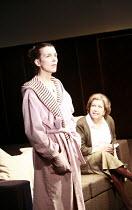 HAPPY NOW?   by Lucinda Coxon   design: Jonathan Fensom   director: Thea Sharrock <br>,l-r: Olivia Williams (Kitty), Anne Reid (June)   ,Cottesloe Theatre / National Theatre (NT), London SE1    24/01/...
