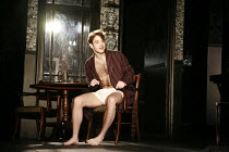 THE COLLECTION   by Harold Pinter   director: Jamie Lloyd <br>,Charlie Cox (Bill)   ,Comedy Theatre / London SW1                       29/01/2008     ,