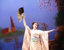THE MIKADO   or   The Town of Titipu   music: Arthur Sullivan   lyrics: W S Gilbert   conductor: Martin Handley   director: Peter Mulloy <br>,Charlotte Page (Yum-Yum)   ,Carl Rosa Opera presented by R...