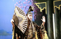 THE MIKADO   or   The Town of Titipu   music: Arthur Sullivan   lyrics: W S Gilbert   conductor: Martin Handley   director: Peter Mulloy <br>,Alistair McGowan (The Mikado of Japan),Carl Rosa Opera pre...