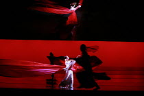 MADAM BUTTERFLY   by Puccini   conductor: David Parry   set design: Michael Levine   costumes: Han Feng   lighting: Peter Mumford   associate/revival director & choreographer: Carolyn Choa   director:...