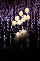 MADAM BUTTERFLY   by Puccini   conductor: David Parry   set design: Michael Levine   ,costumes: Han Feng   lighting: Peter Mumford   associate/revival director & choreographer: Carolyn Choa   director...