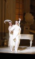 THE MIKADO   by Gilbert & Sullivan   conductor: David Parry   ,set design: Stefanos Lazaridis   costume design: Sue Blane   original director: Jonathan Miller <br>,Judith Douglas (Katisha), Richard Su...