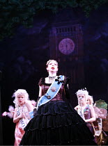 IOLANTHE   or  The Peer and the Peri   music: Arthur Sullivan   lyrics: W S Gilbert   ,conductor: Richard Balcombe   directed & designed by Peter Mulloy <br>,centre: Maria Ewing (Queen of the Fairies)...
