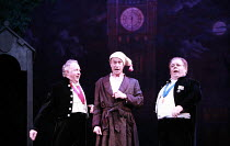 IOLANTHE   or  The Peer and the Peri   music: Arthur Sullivan   lyrics: W S Gilbert   conductor: Richard Balcombe   directed & designed by Peter Mulloy <br>,l-r: Barry Clark (Earl Tolloller), Steven P...