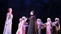 IOLANTHE   or  The Peer and the Peri   music: Arthur Sullivan   lyrics: W S Gilbert   conductor: Richard Balcombe   directed & designed by Peter Mulloy <br>,left: Sophie-Louise Dann (Iolanthe)   centr...