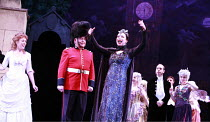 IOLANTHE   or  The Peer and the Peri   music: Arthur Sullivan   lyrics: W S Gilbert   conductor: Richard Balcombe   directed & designed by Peter Mulloy <br>,l-r: Charlotte Page (Phyllis), Gareth Jones...