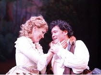 IOLANTHE   or  The Peer and the Peri   music: Arthur Sullivan   lyrics: W S Gilbert   ,conductor: Richard Balcombe   directed & designed by Peter Mulloy <br>,Charlotte Page (Phyllis), Karl Daymond (St...