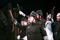 THE PIRATES OF PENZANCE or The Slave of Duty   music: Arthur Sullivan   lyrics: W S Gilbert   ,conductor: Richard Balcombe   directed & designed by Peter Mulloy <br>,Jo Brand (Sergeant of Police),Carl...