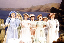 THE PIRATES OF PENZANCE or The Slave of Duty   music: Arthur Sullivan   lyrics: W S Gilbert   ,conductor: Richard Balcombe   directed & designed by Peter Mulloy <br>,chorus of daughters,Carl Rosa Oper...