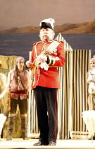 THE PIRATES OF PENZANCE or The Slave of Duty   ,music: Arthur Sullivan   lyrics: W S Gilbert   ,conductor: Richard Balcombe   directed & designed by Peter Mulloy <br>,Barry Clark (Major-General Stanle...