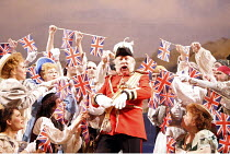 THE PIRATES OF PENZANCE or The Slave of Duty   music: Arthur Sullivan   lyrics: W S Gilbert   ,conductor: Richard Balcombe   directed & designed by Peter Mulloy <br>,Barry Clark (Major-General Stanley...