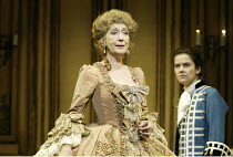 DER ROSENKAVALIER   by Richard Strauss - conductor: Charles Mackerras   original director: John Schlesinger,l-r: Felicity Lott (Marschallin), Angelika Kirchschlager (Octavian),The Royal Opera / Covent...