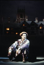 TWELFTH NIGHT   by Shakespeare   ,set design: John Gunter   costumes: Deirdre Clancy   director: Ian Judge <br>, Derek Griffiths (Feste),Royal Shakespeare Company / Royal Shakespeare Theatre     Strat...