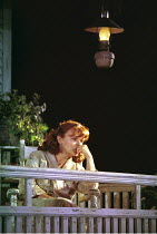 ALL MY SONS   by Arthur Miller   director: Howard Davies <br> ~Julie Walters (Kate Keller) ~Cottesloe Theatre, National Theatre (NT), London SE1  06/07/2000 ~(c) Donald Cooper/Photostage  photos@photo...