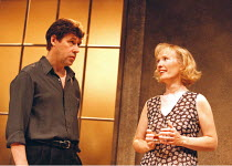 ASHES TO ASHES   written & directed by Harold Pinter <br>,Stephen Rea (Devlin), Lindsay Duncan (Rebecca),Royal Court Theatre Upstairs                      19/09/1996,