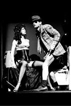 'ILLUMINATUS!',Janice Murray (Sherri Brandi), Chris Taynton (Carmel),Science Fiction Theatre of Liverpool   Cottesloe Theatre / National Theatre, London SE1  03/1977,