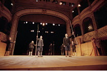 ANTIGONE   written & directed by Declan Donnellan   after Sophocles   design: Nick Ormerod ~chorus~The Old Vic, London SE1         11/10/1999