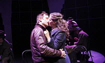 ON THE WATERFRONT   by Budd Schulberg with Stan Silverman   original set designer: Patrick Hughes    ,associate set & costume designer: Helen Fownes-Davies   director: Steven Berkoff <br>,Simon Merrel...